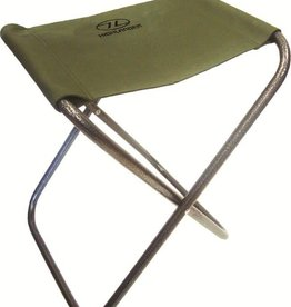 Highlander Fishing Stool Olive