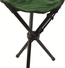 Highlander Highlander Steel Tripod Stool Green