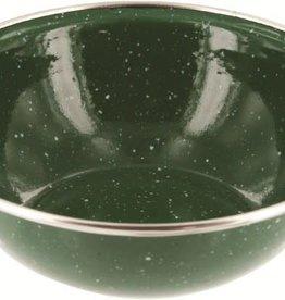 Highlander Highlander Deluxe Enamel Bowl Green