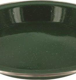 Highlander Highlander Deluxe Enamel Plate Green