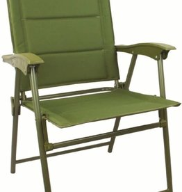 Highlander Highlander Bardow Folding Chair Olive