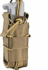 Defcon5 DEFCOn5 SINGLE PISTOL POUCH TACO Coyote Tan