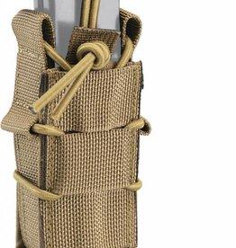 Defcon5 DEFCON 5 SINGLE PISTOL POUCH TACO Coyote Tan