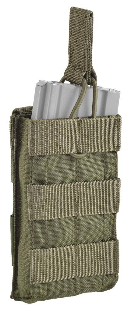 Defcon5 DEFCON5 SINGEL MAG POUCH OD WITH QUICK EXTRACTION CAL. 5,56