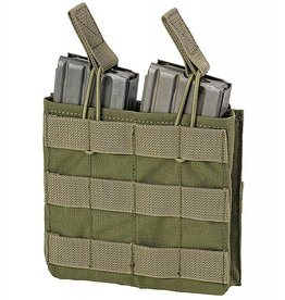 Defcon5 DEFCON 5 DOUBLE OPEN AMMO POUCH OD