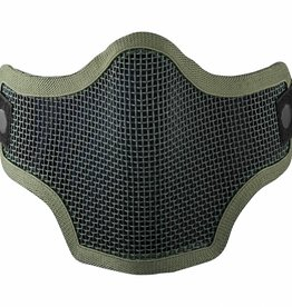 Valken Copy of VALKEN TACTICAL  OD SKULL 2G WIRE MESH TACTICAL MASK