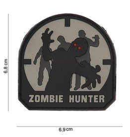 3D PVC Zombie Hunter SWAT