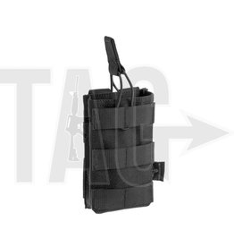 Invader Gear 5.56 Single Direct Action Mag Pouch Black