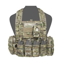 Warrior Assault Systeem 901 Bravo M4 with Zip Multicam  W-EO-901-BRM4-MC