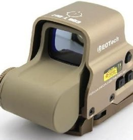 aim-O 558 red dot scope graphic sight - TAN