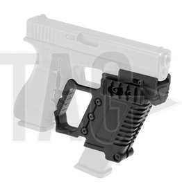 Pirate Arms Pirates arms pistol conversion kit black