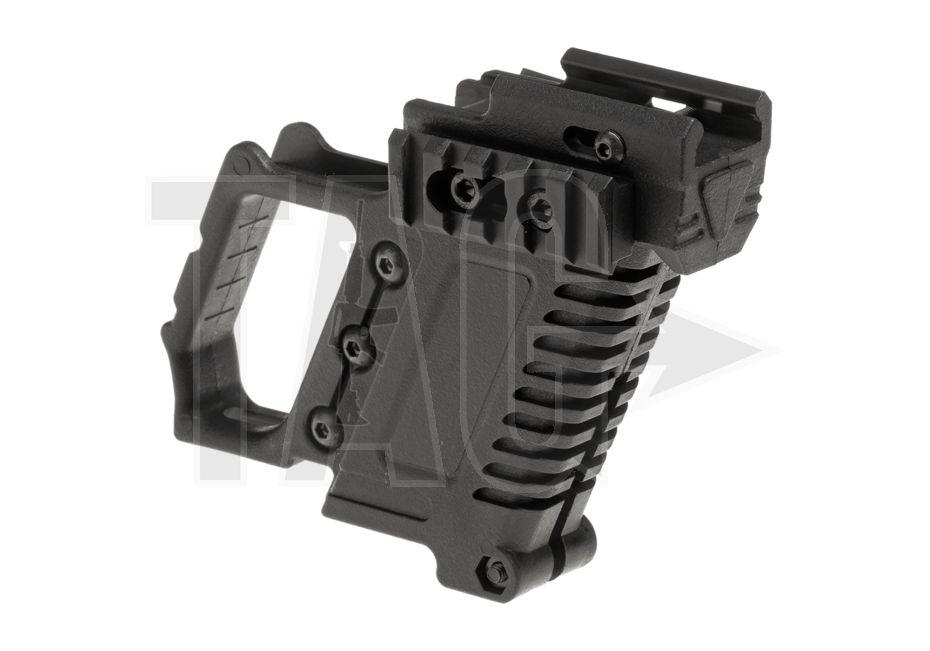Pirate Arms Pirates arms pistol conversion kit black