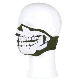101 inc Gezichts masker neopreen skull 3D