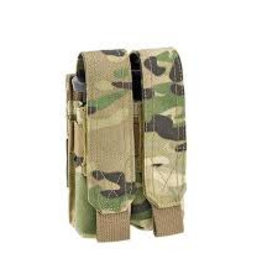Defcon5 Copy of DEFCON5 DOUBLE PISTOL POUCH OD