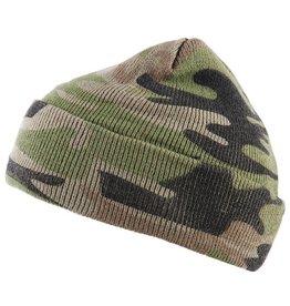 101 inc Commando Muts camo fijn Woodland