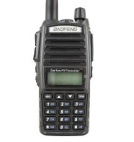 Baofeng Copy of baofeng UV-82 Double PTT Button two way radio Dualband
