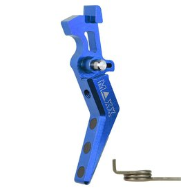 maxx Maxx Model BLUE CNC Aluminum Advanced Trigger (Style A) (Blue)