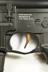 maxx MAXX MODEL CNC Aluminum Advanced Trigger (Style C) (Dark Earth) MX-TRG001SCG