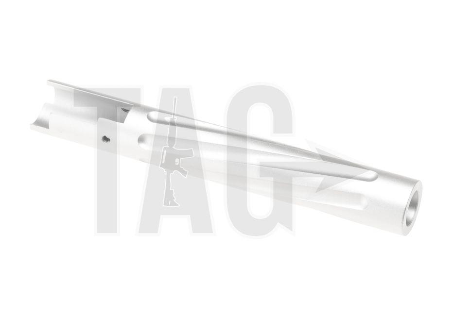 APS APS TM Hi-Capa 5.1 Fluted Outer Barrel Silver