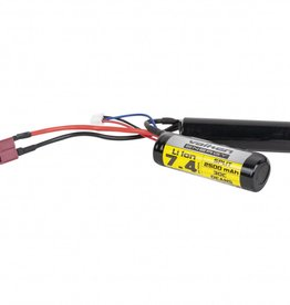 Valken Airsoft Battery - Li-Ion 7.4V 2500mAh Split Style Dean(High Output)