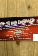 ACA Ticket
