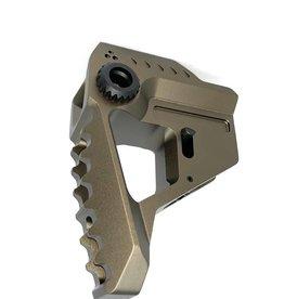 Castellan Castellan Helix Stock for M4 AEG - Tan