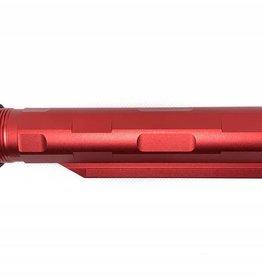 Castellan Helix 6 Position Stock tube for M4 AEG - Red