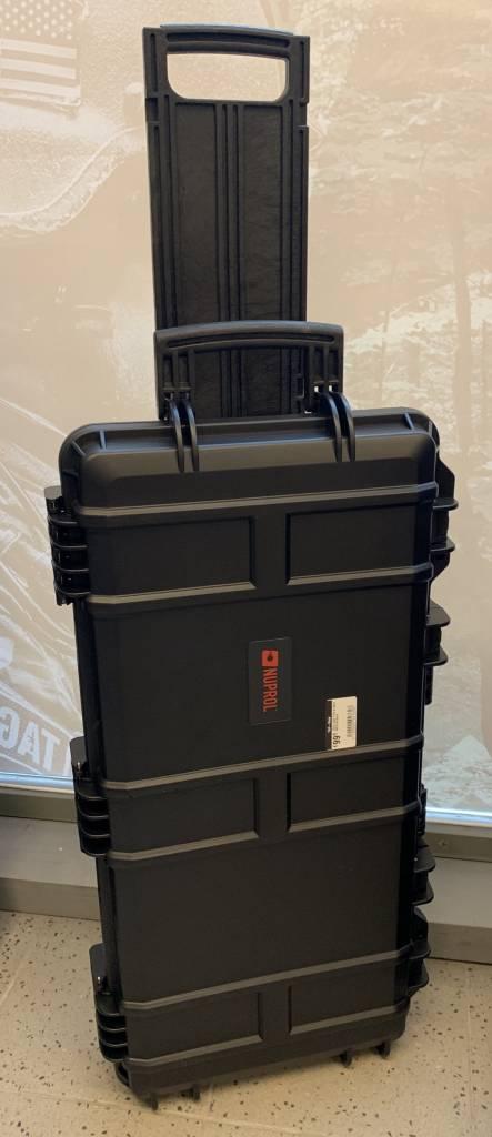Nuprol HARD CASE SMG PICK & WAVE MEDIUM Black