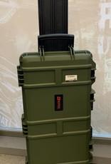 Nuprol HARD CASE SMG PICK & WAVE MEDIUM Green