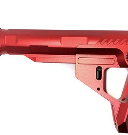 Castellan Helix Stock set for M4 AEG - Red