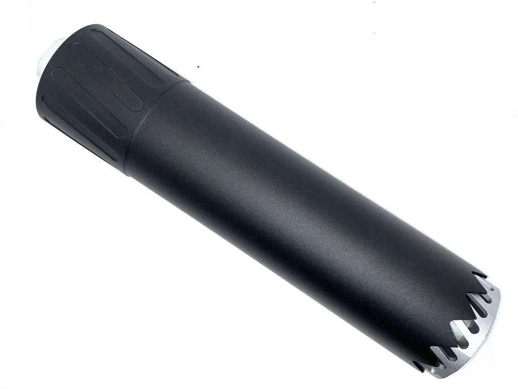 Nextgen Nexgen Defense Style Suppressor FOR AEG - Black