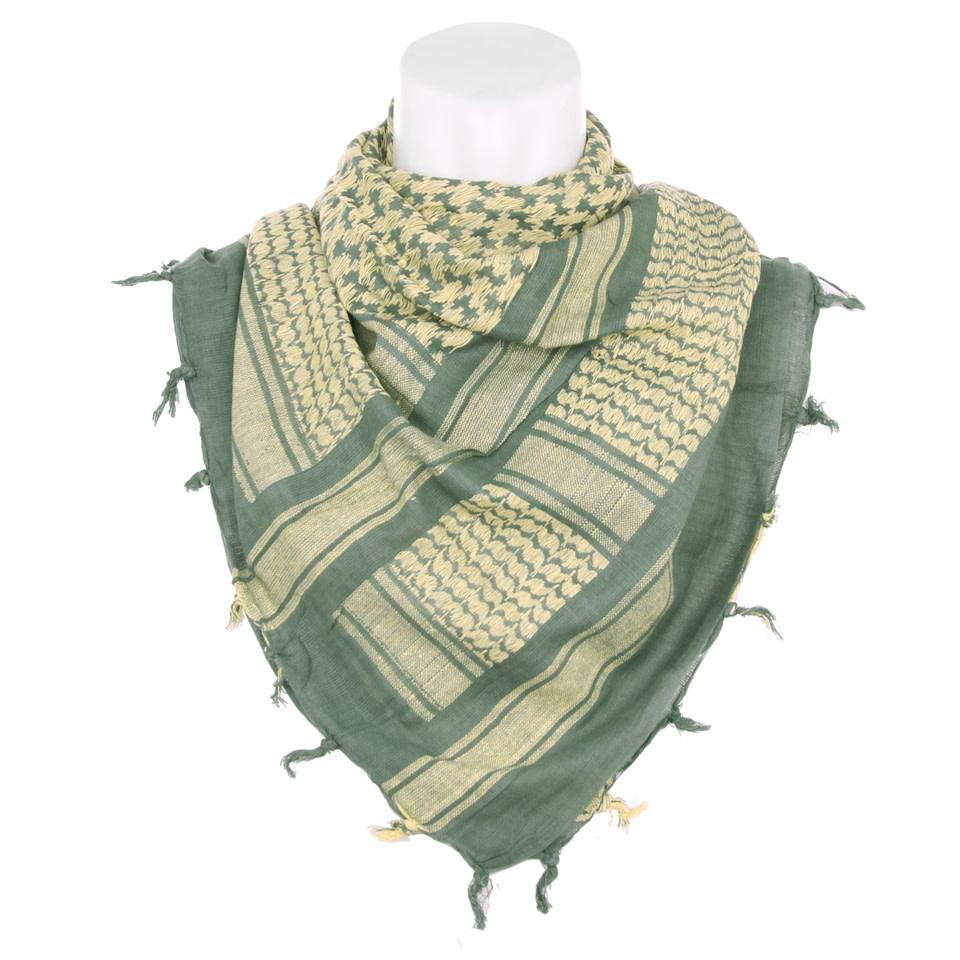 101 inc PLO sjaal Grijs Beige