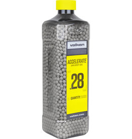 Valken Valken accelerate 0.28G Bio 5000ct Bottle white