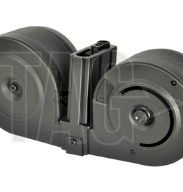 SRC drum mag 2500rds For m4 with sound sensor