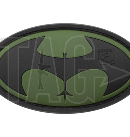 JTG JTG Buttman Rubber Patch Forest Green