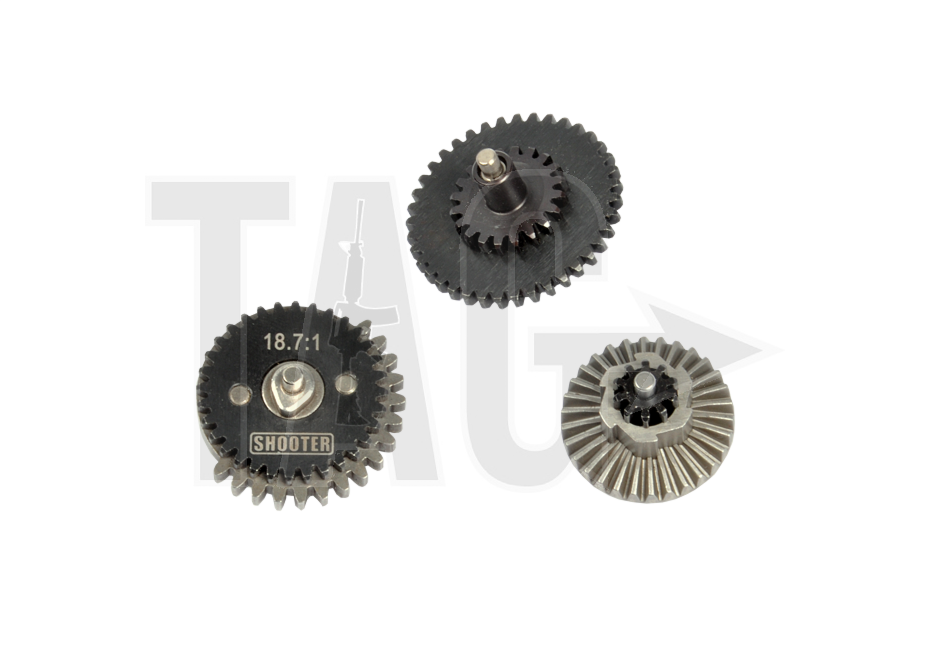 Ares Ares 18.7:1 Original Steel Gear Set