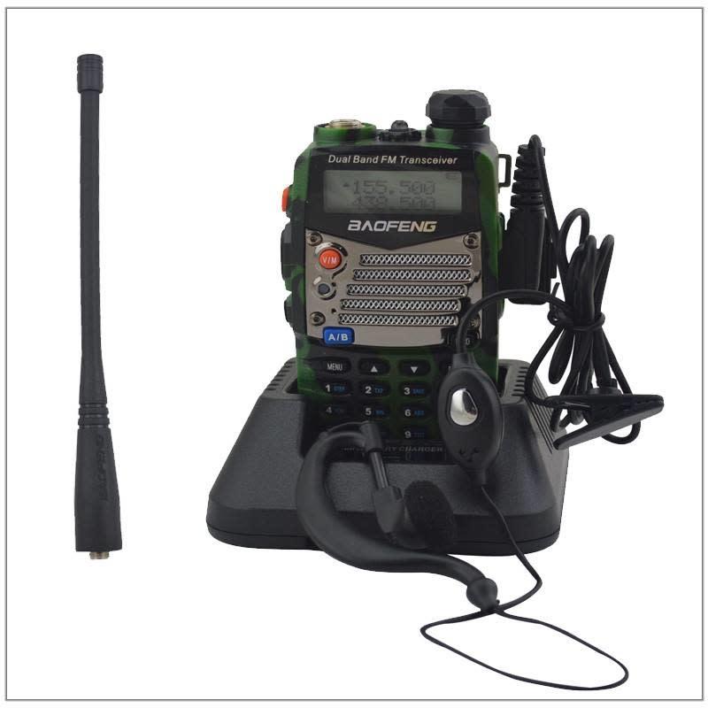 Baofeng UV-5RA Plus Dualband 5Watt
