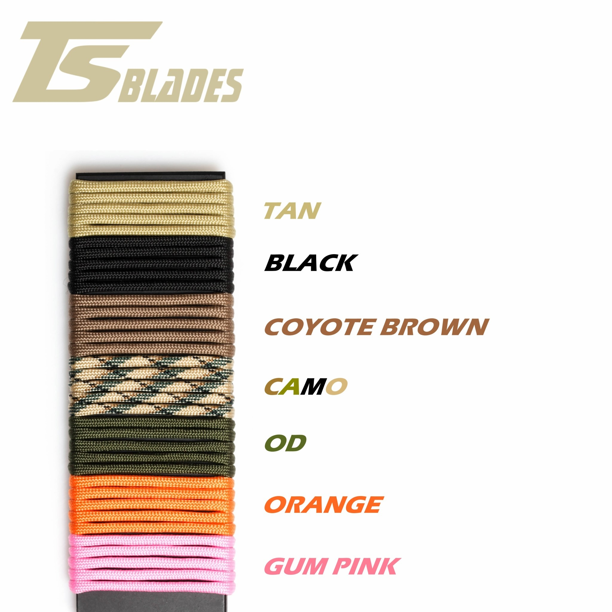 TS Blades TS Blade TS- BLACK HORNET G3