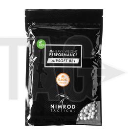 nimrod NIMROD 0.40g Bio BB Professional Performance 1000rds