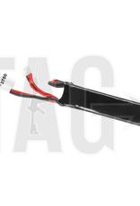 Pirate Arms Pirates Arms LiPo 7.4V 1300mAh 20C Twin Type T-Plug