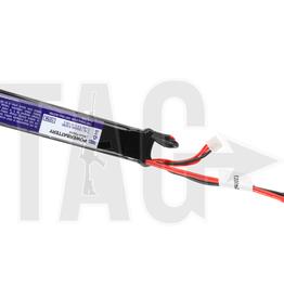 Pirate Arms LiPo 7.4V 1300mAh 20C Twin Type T-Stecker