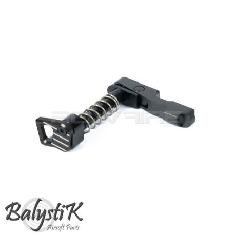 Balystik Balystik CNC ambidextrious may catch for M4 AEG (Black)