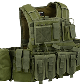 Shadow Strategic SHS2 Assault Plate Carrier SHS-080 Russian digi