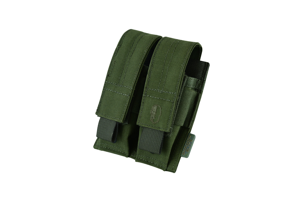 Shadow Elite Shadow Elite Double Pistol Mag Pouch SHE-1065