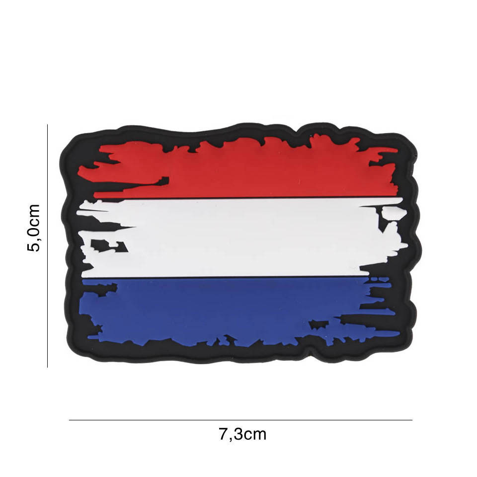 Copy of EMBLEEM 3D PVC UK VINTAGE
