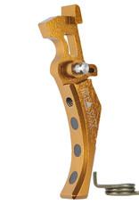 MAXX Copy of Maxx Model Black CNC Aluminum Advanced Trigger (Style D) (silver)