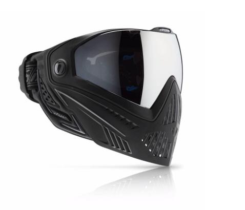 Dye Schutzbrille i5 ONYX Schwarz / Grau