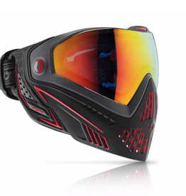 Dye Goggle i5 FIRE Blk/Red