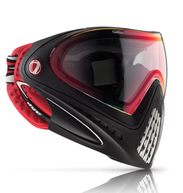 Dye Goggle i4 Dirty Bird Red/Blk