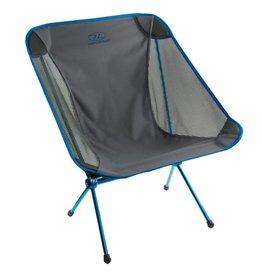 Highlander Minus One Chair Blue
